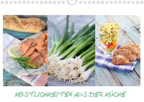 Köstlichkeiten aus der Küche (Wandkalender 2021 DIN A4 quer) von Märzinger,  Roman