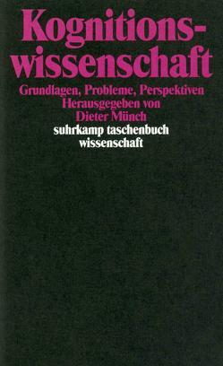 Kognitionswissenschaft von Münch,  Dieter