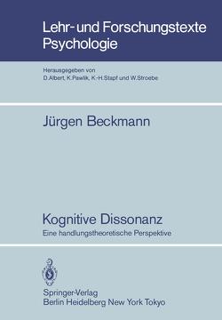Kognitive Dissonanz von Beckmann,  J.