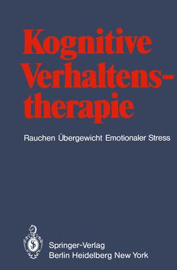 Kognitive Verhaltenstherapie von Grossarth-Maticek,  R.