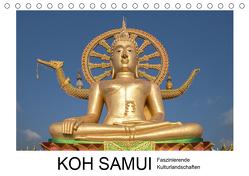 Koh Samui – Faszinierende Kulturlandschaften (Tischkalender 2019 DIN A5 quer) von Hallweger,  Christian