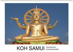 Koh Samui – Faszinierende Kulturlandschaften (Wandkalender 2019 DIN A2 quer) von Hallweger,  Christian