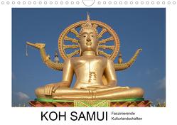 Koh Samui – Faszinierende Kulturlandschaften (Wandkalender 2020 DIN A4 quer) von Hallweger,  Christian