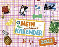 Kohwagner Mein persönlicher Kalender 2022 von Heye, Kohwanger,  Gaby