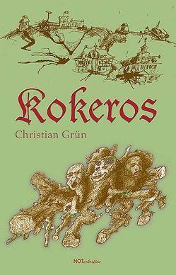 Kokeros von Grün,  Christian, Kupfer,  Edgar