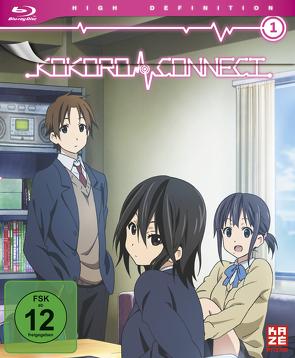 Kokoro Connect – Blu-ray 1 von Oonuma,  Shin
