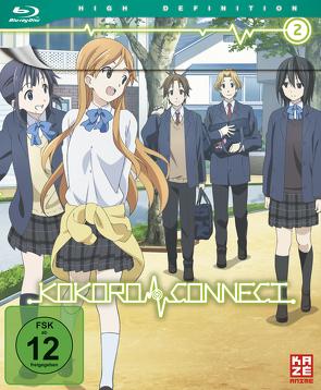 Kokoro Connect – Blu-ray 2 von Oonuma,  Shin