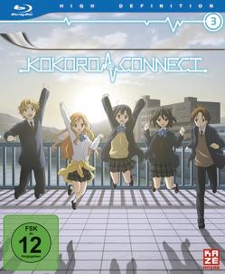 Kokoro Connect – Blu-ray 3 von Oonuma,  Shin