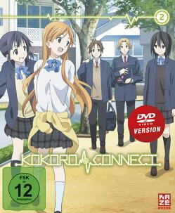 Kokoro Connect – DVD 2 von Oonuma,  Shin