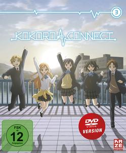 Kokoro Connect – DVD 3 von Oonuma,  Shin
