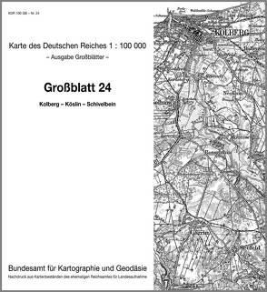 Kolberg – Köslin – Schivelbein