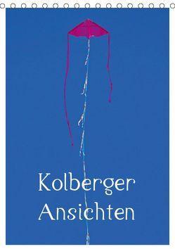 Kolberger Ansichten (Tischkalender 2019 DIN A5 hoch) von Michalzik,  Paul