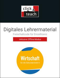 Kolleg Wirtschaft / Kolleg Wirtschaft click & teach Box – neu von Hamm-Reinöhl,  Andreas, Heuser,  Johannes, Podes,  Stephan, Riedel,  Hartwig, Straub,  Jürgen