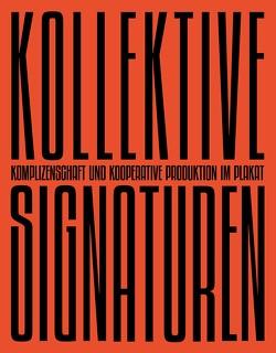 Kollektive Signaturen von Kremeier,  Ulrike, Roolf,  Helene