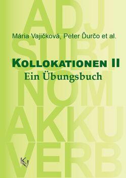 Kollokationen II von Ďurčo,  Peter, Vajičková,  Mária