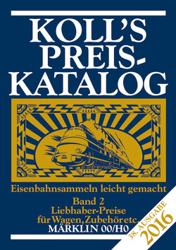 Koll's Preiskatalog von Koll,  Joachim