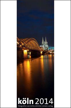 Köln 2014 von Schmitz,  Britta