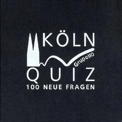 Köln-Quiz – 100 neue Fragen von Harbecke,  Ulrich