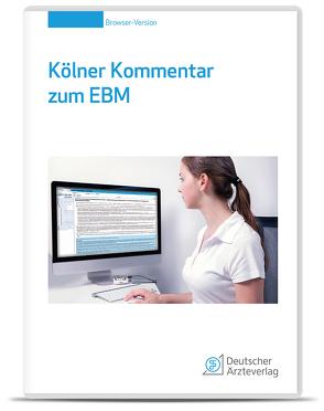 Kölner Kommentar zum EBM auf CD-ROM von Casser,  Ulrich