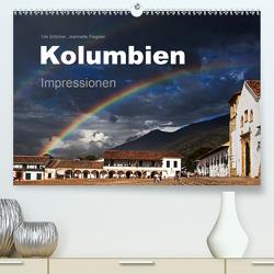 Kolumbien Impressionen (Premium, hochwertiger DIN A2 Wandkalender 2020, Kunstdruck in Hochglanz) von Boettcher,  Ute, Piegeler,  Jeannette, www.kolumbien-impressionen.de