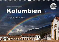 Kolumbien Impressionen (Wandkalender 2019 DIN A3 quer) von boeTtchEr,  U, Piegeler,  Jeannette