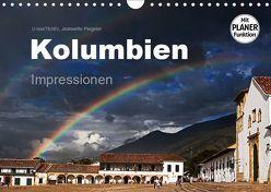Kolumbien Impressionen (Wandkalender 2019 DIN A4 quer) von boeTtchEr,  U, Piegeler,  Jeannette