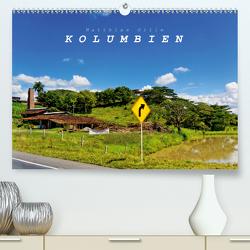Kolumbien (Premium, hochwertiger DIN A2 Wandkalender 2020, Kunstdruck in Hochglanz) von Gille,  Matthias