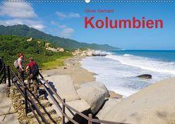 Kolumbien (Wandkalender 2019 DIN A2 quer) von Gerhard,  Oliver