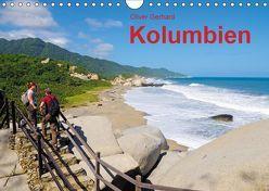 Kolumbien (Wandkalender 2019 DIN A4 quer) von Gerhard,  Oliver
