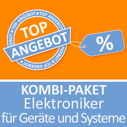 Kombi-Paket Elektroniker für Geräte und Systeme von Keßler,  Zoe, Rung-Kraus,  Michaela