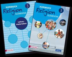 Kombi-Paket: Kursbuch Religion 3 – Neuausgabe