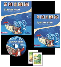 Kombi-Paket Spuren lesen 3/ 4. Ausgabe für Bayern von Freudenberger-Lötz,  Petra