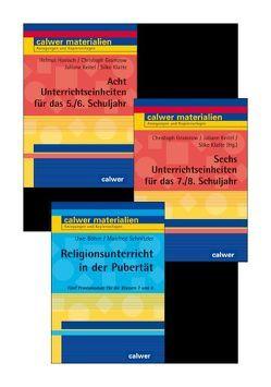Kombi-Paket: Unterrichtseinheiten für die Sekundarstufe von Böhm,  Uwe, Gramzow,  Christoph, Hanisch,  Helmuth, Keitel,  Juliane, Klatte,  Silke, Schnitzler,  Manfred