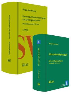 Kombi Strassenverkehrsgesetz und Ordnungsbussenrecht von Weissenberger,  Philippe