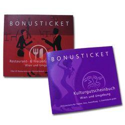 Kombiangebot Restaurant + Kulturgutscheinbuch von Mag. Eichhübl,  Silvia