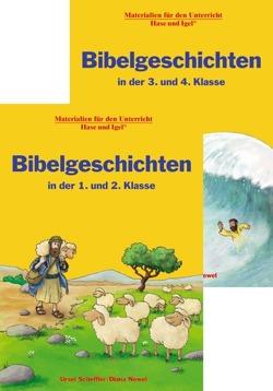 Kombipaket Bibelgeschichten von Newel,  Diana, Scheffler,  Ursel