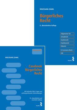 Kombipaket Casebook Bürgerliches Recht und Bürgerliches Recht von Zankl,  Wolfgang