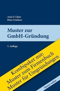 Kombipaket Musterbücher von Birnbauer,  Wilhelm, Griehser,  Peter, Likar,  Arno F., Pegger,  Franz, Tröthan,  Nikola