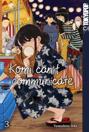 Komi can't communicate 03 von Oda,  Tomohito