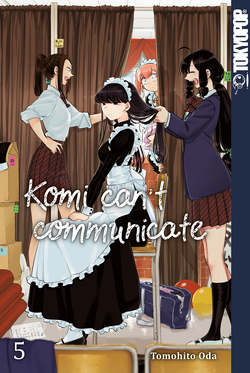 Komi can't communicate 05 von Oda,  Tomohito