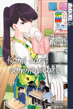 Komi can't communicate 06 von Oda,  Tomohito