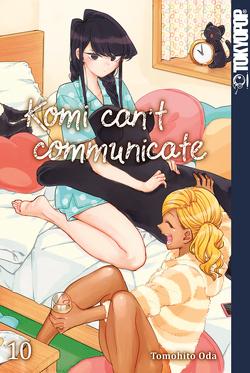 Komi can't communicate 10 von Oda,  Tomohito