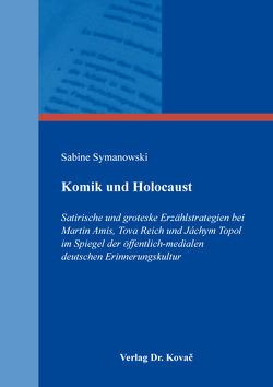 Komik und Holocaust von Symanowski,  Sabine