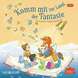 Komm mit ins Land der Fantasie von Blum,  Gabriele, Gawlich,  Cathlen