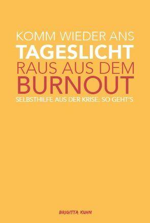 Komm wieder ans Tageslicht – Raus aus dem Burnout von Kuhn,  Brigitta
