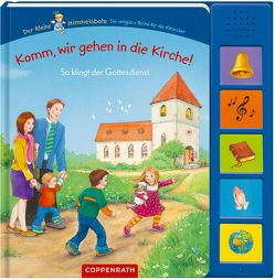 Komm, wir gehen in die Kirche! von Krämer,  Marina, Nußbaum,  Margret