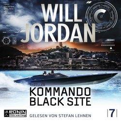 Kommando Black Site von Lehnen,  Stefan, Will Jordan, Wolfgang Thon