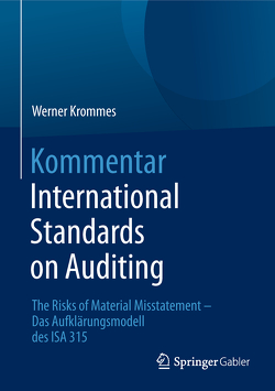 Kommentar International Standards on Auditing von Krommes,  Werner