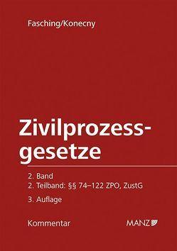 Kommentar zu den Zivilprozessgesetzen von Fasching,  Hans W., Konecny,  Andreas
