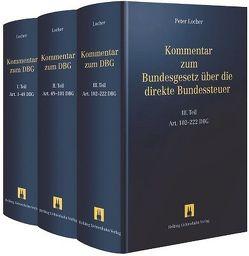 Kommentar zum Bundesgesetz über die direkte Bundessteuer von Locher,  Peter